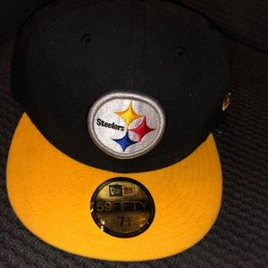NWT Steelers Fitted Hat